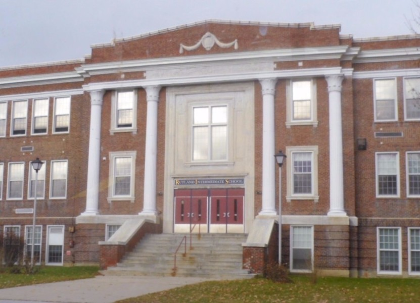 Rutland Intermediate School exterior