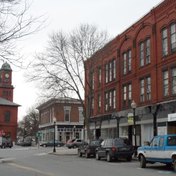 Union Block in Claremont NH
