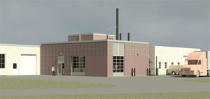 Heating the UNH Thompson School with Biomass