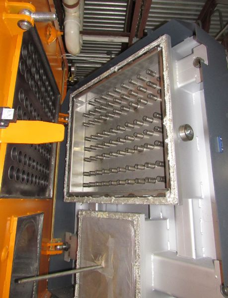 Schmid UTSK automatic boiler tube cleaning air jets